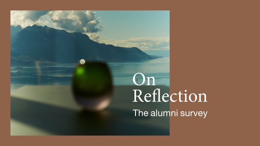 On Reflection: The Alumni Survey 2020