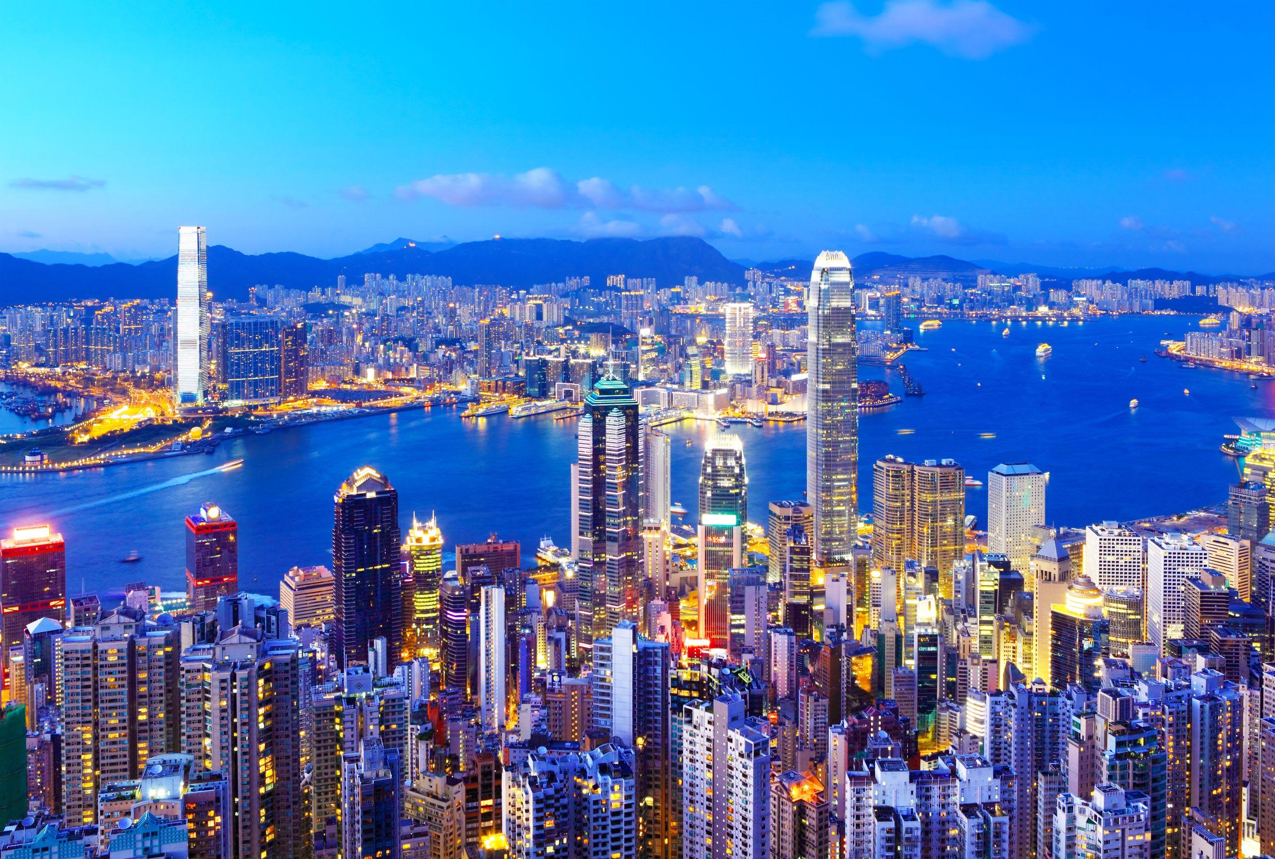Citi Hong Kong Image