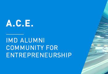 Alumni Community for Entrepreneurship (ACE)