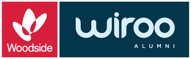Woodside Energy Alumni Logo